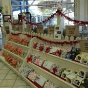 Made in Store confections display area