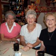 Picture of ladies having fun at Kilwins