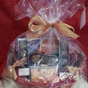 Photo of a Kilwins Gift Basket