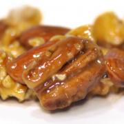 Closeup photo of Nutcracker Sweets