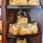 Photo of Brittle on shelves