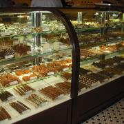 A picture of the Chocolates case