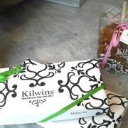 A Kilwins box of Assorted Chocolates
