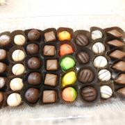 Picture of a variety of Kilwins Chocolates