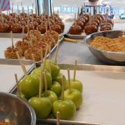 A picture of Kilwins Caramel Apples