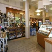 Picture of Lake Geneva candy display