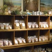 Picture of Lake Geneva Made in Store candy display