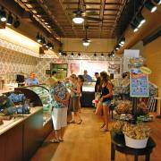 Picture of Kilwins Madison store interior