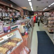 Interior picture of the Petoskey store