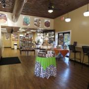 Inside the store of Kilwins Minocqua