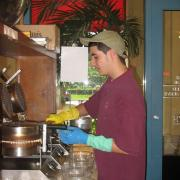 We make our waffle cones and bowls fresh for your creamy ice cream treats