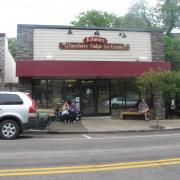 Exterior photo of Kilwins Blowing Rock