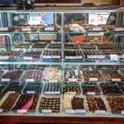 Photo of Chocolates in Chocolates Case