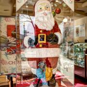 Photo of large Chocolate Santa
