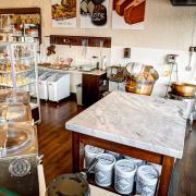Photo of kitchen in Kilwins Wheaton store