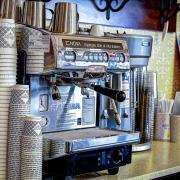 Photo of espresso machine