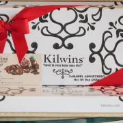 Photo of box of Kilwins Chocolates