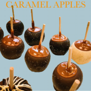 Graphic of Kilwins Caramel Apples