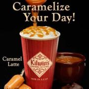 A picture of Kilwins Caramel Latte
