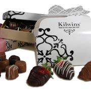 Photo of Chocolate-covered Strawberries, Boxed Chocolates and loose Chocolates