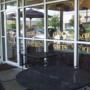 Photo of exterior windows at Kilwins Jacksonville, FL store
