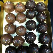 Kilwins Chocolate dipped Peanut Butter balls
