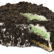 A picture of Kilwins Grasshopper Gourmet Cake and Ice Cream
