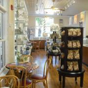 Photo of interior of Kilwins The Villages, FL store showing products on display