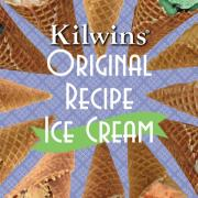 Graphic showing Kilwins Top 10 Ice Cream flavors