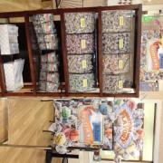 Picture of Kilwins Taffy Chews on display