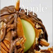 A picture of Kilwins Caramel Apple