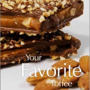 A picture of Kilwins Almond Toffee Crunch