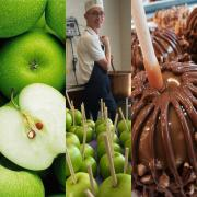 A picture of Caramel Apples