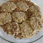 Photo of Brittle on platter