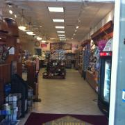 Photo showing inside of Kilwins Naples, FL store through the front door