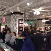 Photo of customers shopping inside Kilwins Geneva store