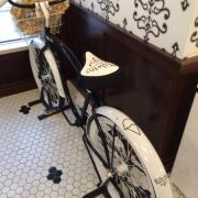 Photo of custom Kilwins bicycle
