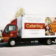 Photo of Kilwins catering truck