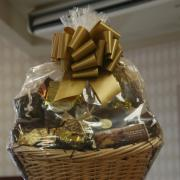 Photo of gift basket