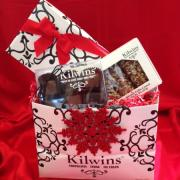 Photo of Kilwins Gift Bag filled with products