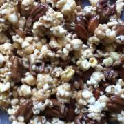 Nutcracker Sweets popcorn
