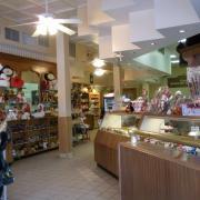 A picture of the Lake Geneva store interior
