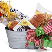 Photo of Gift Basket full of Sugar Free Kilwins treats